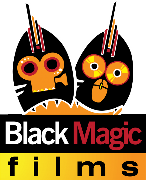 Black Magic Films Logo